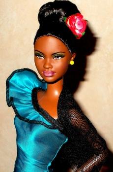 Black Doll Life